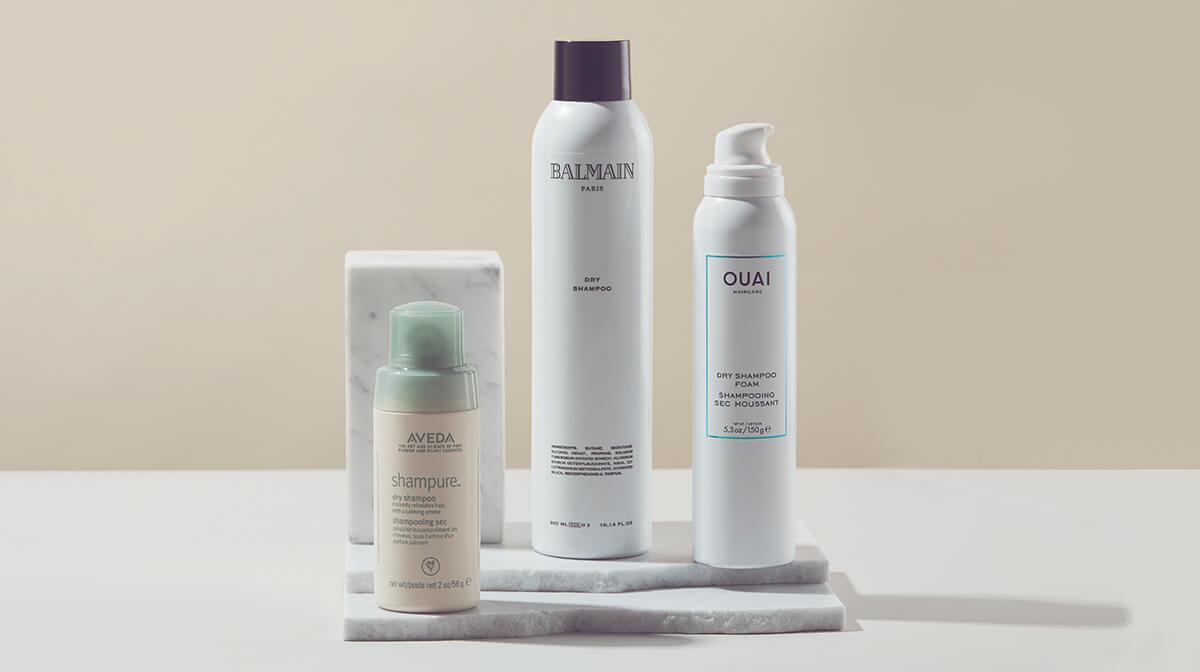 Fördelarna med torrschampo