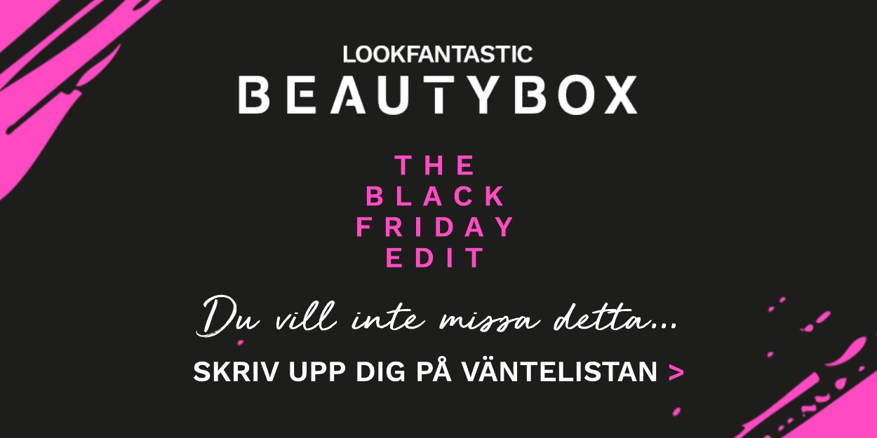 Beauty Box Black Friday Limited Edition