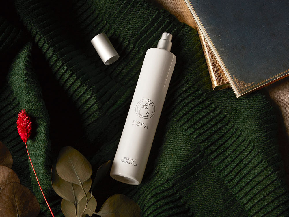 Turn a hectic evening into a relaxing and sleep-promoting experience with ESPA's new Restful collection.<BR><BR>A peace-inducing blend of Lavendar, Clary Sage and Bergamot, counting for a truly blissful bedtime routine.<BR><BR>#BlissfulBedtimes