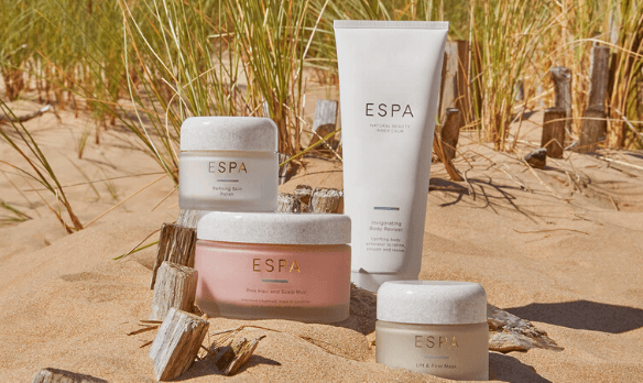 ESPA Luxury Beauty Products & Home Fragrances
