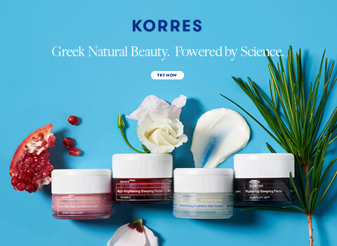 Shop all Korres Skincare