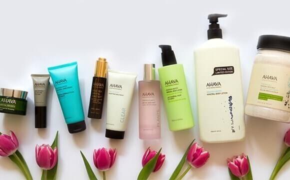 Shop All AHAVA Skincare and Bodycare