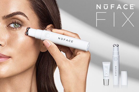 NuFACE FIX Device and Serum