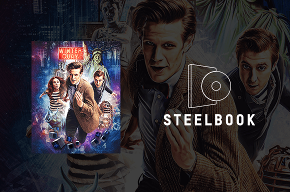 Doctor Who - The Complete Series 7 Steelbook