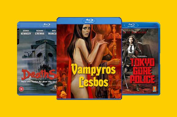 Screenbound & Salvation - Horror Price Drops