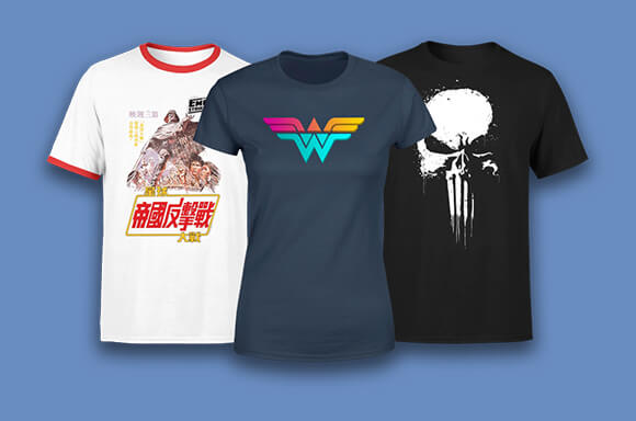 2 FOR $39.99 + FREE SHIPPING T-SHIRTS