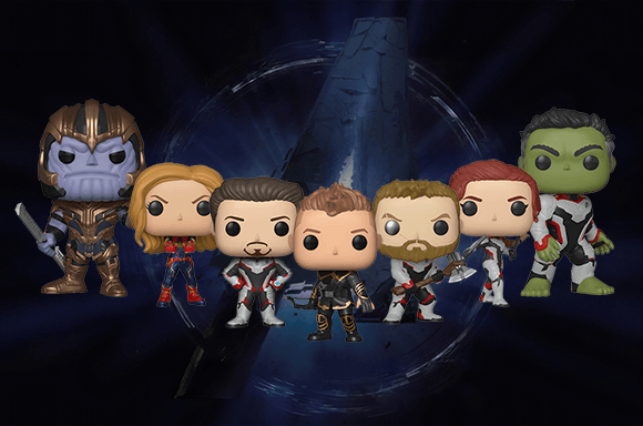 ENDGAME POP! VINYL