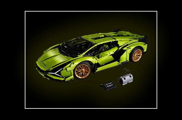 LEGO Technic: Lamborghini Sián FKP 37