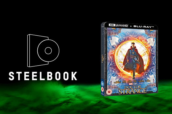 BLACK FRIDAY STEELBOOK LAUNCHES