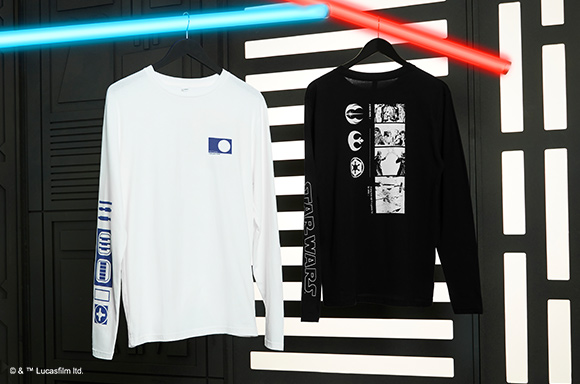 30% OFF STAR WARS CLOTHING