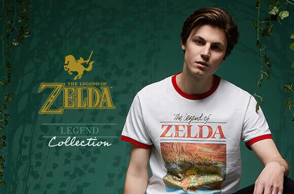 LEGEND ZELDA KOLLEKTION