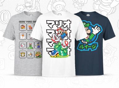Nintendo Kleidung