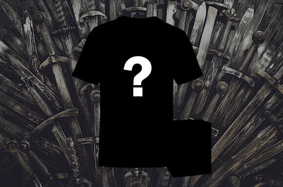 GAME OF THRONES PACK<BR>T-SHIRT+ FUNKO