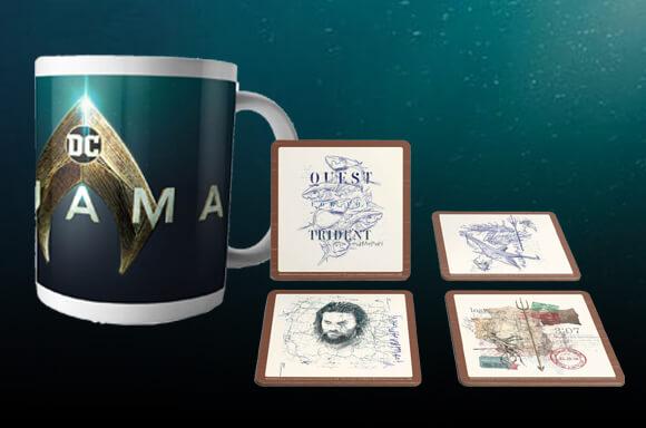 Offizielle Aquaman Homeware