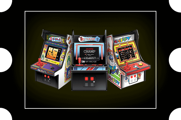2 Retro Arcade for £25