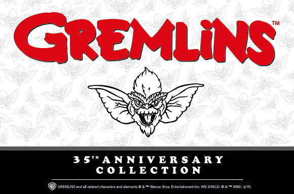 GREMLINS CLOTHING & ACCESSORIES