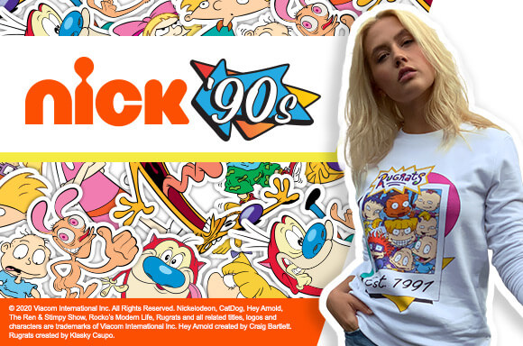 NICK 90S