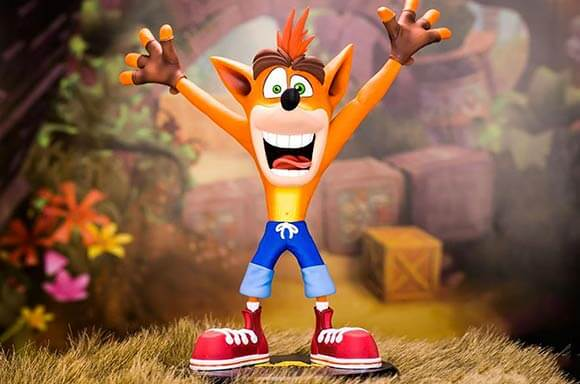 CRASH BANDICOOT MERCHANDISE
