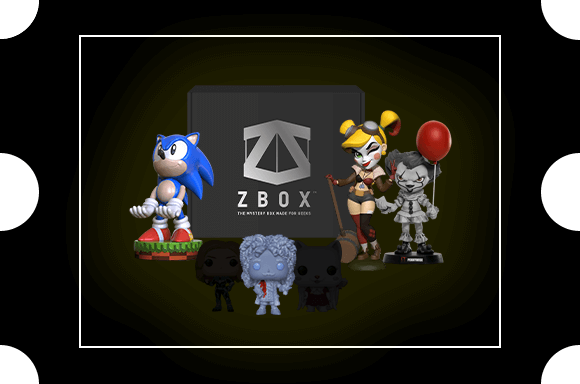 Zavvi Birthday Mystery Box - Deluxe Edition ZBOX
