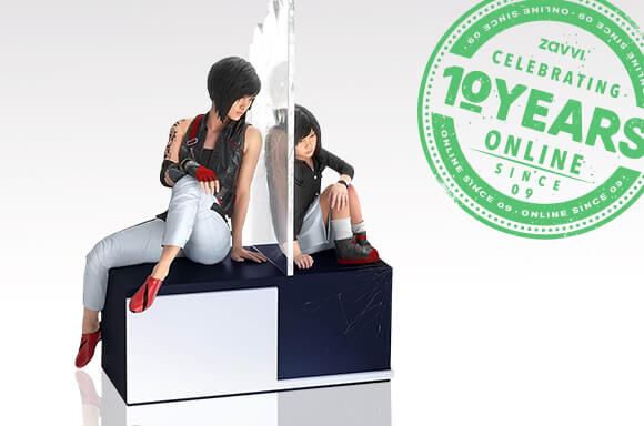 MIRRORS EDGE COLLECTOR'S EDITION ONLY £24.99