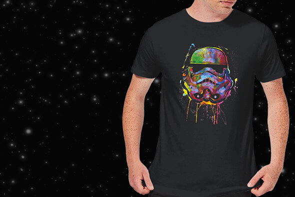 SHOP MENS STAR WARS CLOTHING