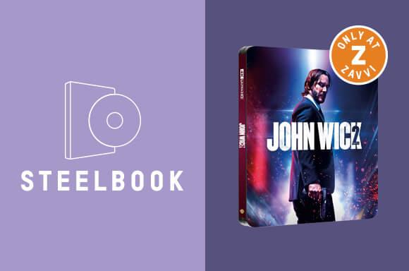 John Wick Steelbook