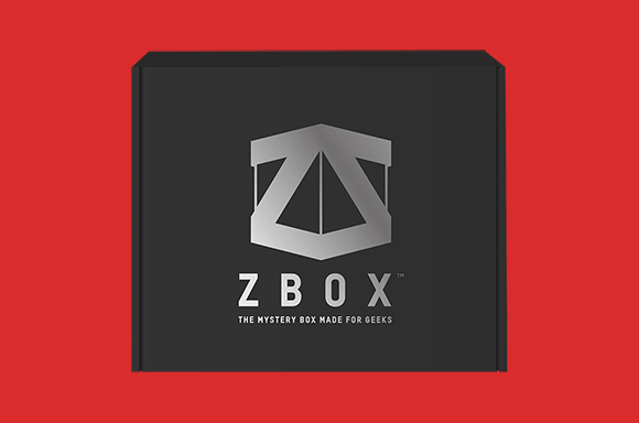 MARVEL MYSTERY GIFT BOX