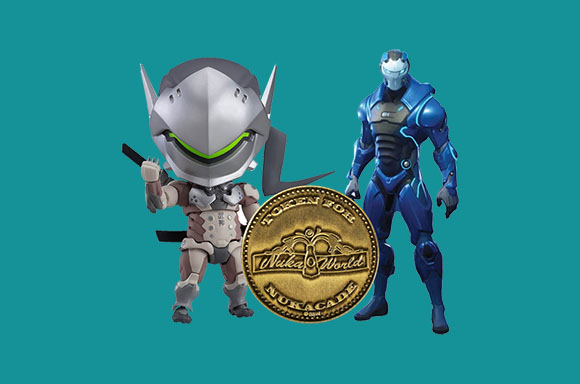Gaming Collectibles 10% – in-stock
