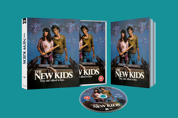 The New Kids (Limited Edition)