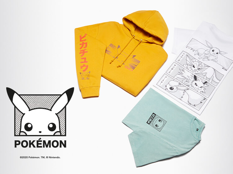 Pokemon Apparel Collection