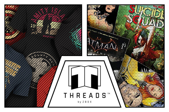 BUY ONE PAST THREADS AND GET ONE FREE