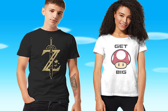 2 FOR £25 T-SHIRTS