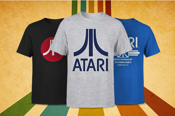 Retro gaming clothing