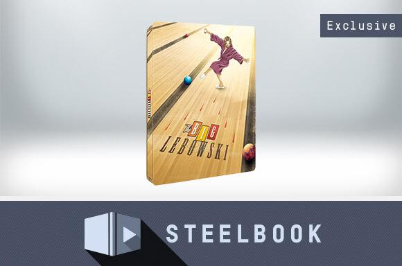 THE BIG LEBOWSKI 4K ULTRA HD STEELBOOK