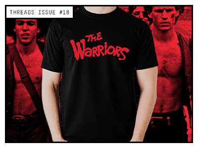 <br>The Warriors Threads Exclusive T-shirt