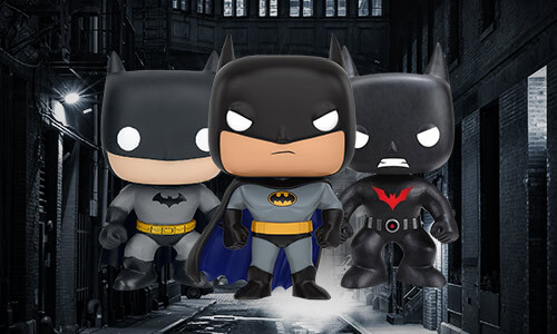 BATMAN: POP! VINYL