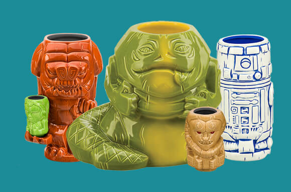 Geeki Tikis - Buy 2, Save 20%