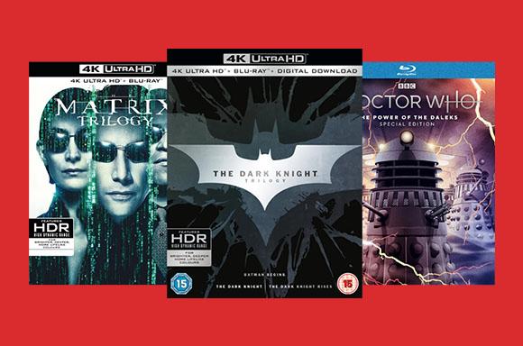BR & DVD Price Drops
