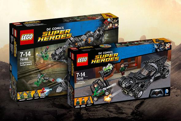 TOYS & LEGO