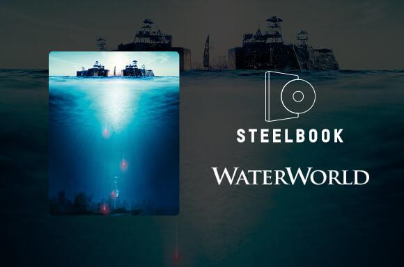 WATERWORLD 4K UHD STEELBOOK