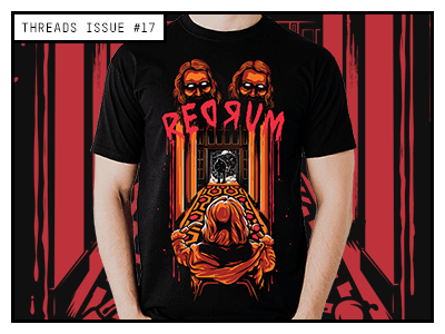 <br>Redrum Threads Exclusive T-shirt