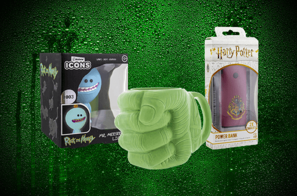 3 for £18 Licensed Gifts