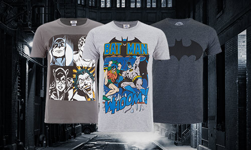 BATMAN: T-SHIRTS