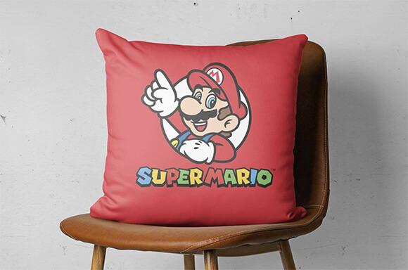 30% off Nintendo Cushions