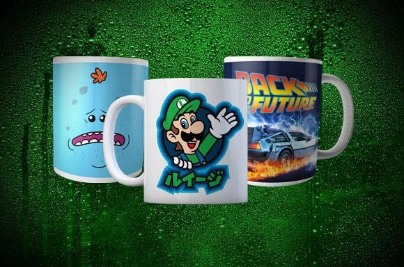 40% Off Mugs