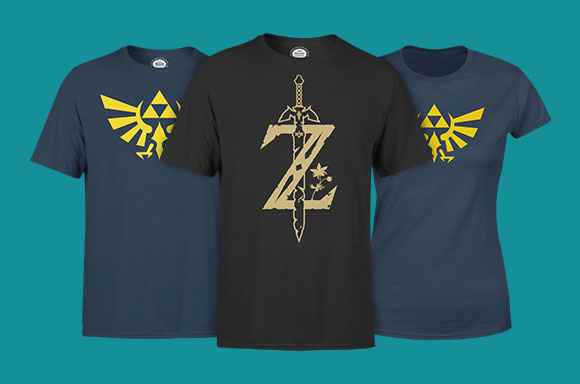 2 for £18 Adult T-shirts