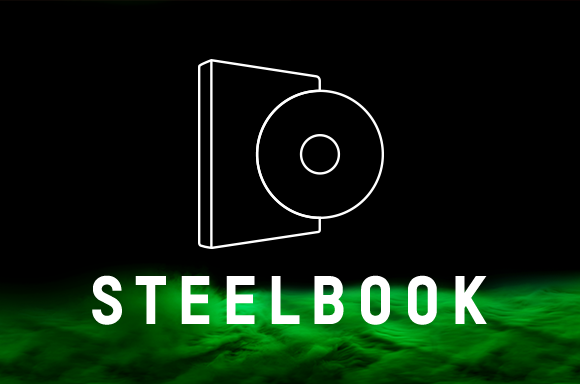 EXTRA 10% OFF <BR>IN-STOCK STEELBOOKS