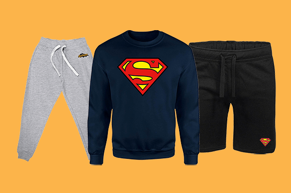 DC Clothing Bundle