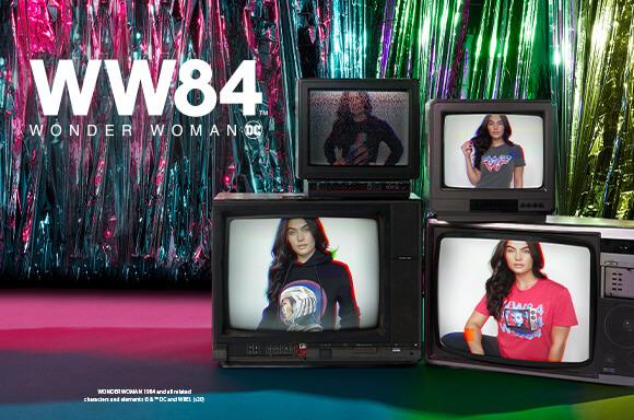 COLECCIÓN WONDER WOMAN 84