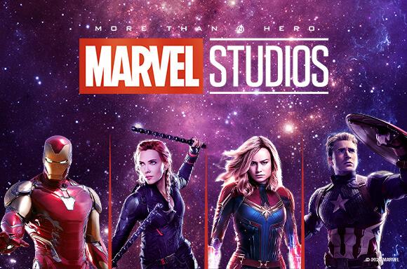 Multi compra Marvel